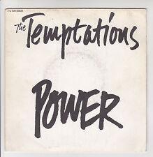 """THE TEMPTATIONS Disque Vinyle 45T 7"""" SP POWER - MOTOWN 63831 Frais Rèduit RARE"""