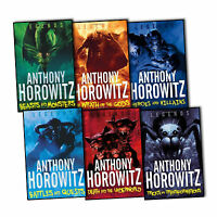 ANTHONY HOROWITZ Legends Series 6 Books Collection Pack Set New