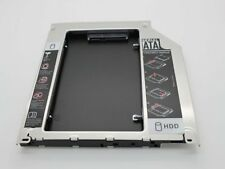 "SATA 2.5"" / 9.5mm 2nd Hard Drive Caddy for Apple Unibody MacBook Pro 13 15 17"