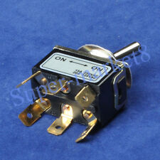 DPDT Heavy Duty ON-ON Toggle Switch Tube Amp Guitar 2PC