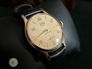Mens fully working vintage SMITHS ASTRAL watch 17J GB serviced  1960 T.303