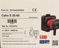 KSB Hocheffizienzpumpe Heizungspumpe Solarpumpe Calio S 25-60 180mm 29134757