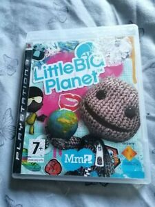 Playstation 3 game Little big planet. Good condition, bargain!