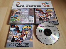 PLAY STATION PS1 PSX CRASH BANDICOOT 3 WARPED PLATINUM COMPLETO PAL ESPAÑA