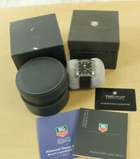 Tag Heuer Tiger Woods Professional Golf Edition Men's Watch w/ Box *LOOK*
