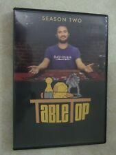 'Table Top - Season 2' DVD 4-Disc Set Wil Wheaton Region 0