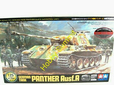 Tamiya 1/25 R/C German PANTHER Ausf.A  Full Set  2.4GHz WWII Tank Kit   56605