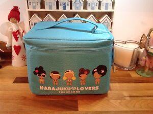 ●✿ Harajuku Lovers ●✿ Sunshine Cuties Cool Cooler Bag ●✿ Vanity Case Perfume