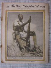 Naples, Pugliano, Foggia, MTB, Valetta, Smolensk WW2 The War Illustrated # 166