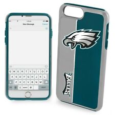 Official NFL Dual ShockProof Cover Case for Apple iPhone - Philadelphia Eagles
