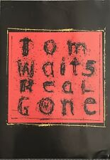 More details for tom waits ~ real gone ~ rare 2004 uk a4 size press pack / kit ~ free uk shipping