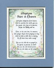 An Adoption Gift Present Poem For A Baby Boy #133