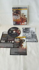 Medal of Honor Warfighter [ Limited Edition ] PS3 ~ Tested & Works