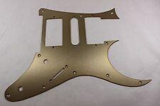 Gold Anodized Aluminum pickguard fits Ibanez (tm) RG550 Jem RG Guitar HSH