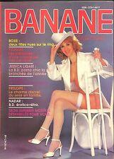 Banane mécanique n°7 Georges Pichard Jessica Ligari