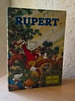 Vintage, Rupert Annual 1973, Illustrated by Alfred Bestall, Daily Express