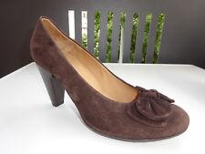 GABOR Sacchetto Damen Schuhe Pumps Wildleder Braun Portugal Gr.37,5(4, 4a2b4ca6d6
