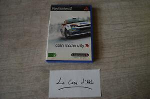 Colin McRae Rally 3 sans notice sur Playstation 2 PS2 - FR