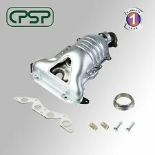 Exhaust Manifold With Catalytic Converter for Honda Civic 2001-2005 1.7L L4 Sohc