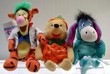 Disney~Haloween Pooh and Friends~BB Set