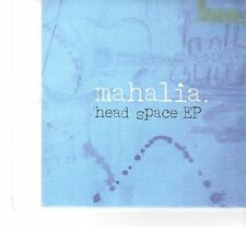 (FT209) Mahalia, Head Space EP - DJ CD