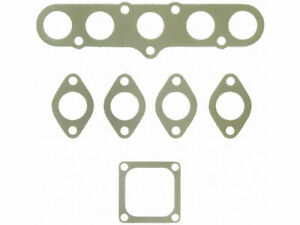 For 1954-1956 Dodge C3 Exhaust Manifold Gasket Felpro 86753TR 1955 3.8L 6 Cyl