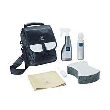 Genuine OEM Mercedes Benz Exterior Car Care Kit Shampoo Cleaner Brush Sponge