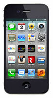 Apple  iPhone 4s - 32GB - Schwarz (Ohne Simlock) Smartphone