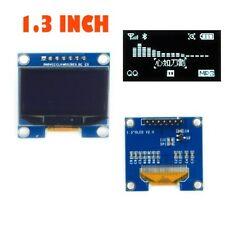 OLED 1.3 inch 128*64 White SPI and IIC Module LCD LED Display Module