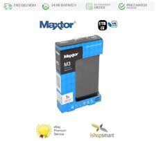 1 TB Maxtor M3 Hard Drive HDD External 1000 GB Portable Seagate 1TB New Gift