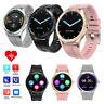 Damen Herren Smartwatch Pulsuhr Blutdruck Uhr für iPhone Samsung A9 A8 S9 S8Plus