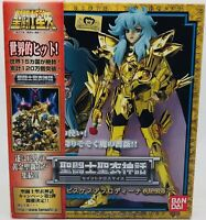 Saint Seiya Myth Gold Cloth Pisces Aphrodite Bandai Japan Edition US Seller