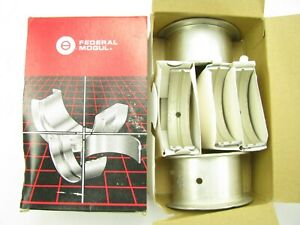 Federal Mogul 5085M-30 Main Bearing Set .030 SIZE - GM Chevy 4.3L 262 V6