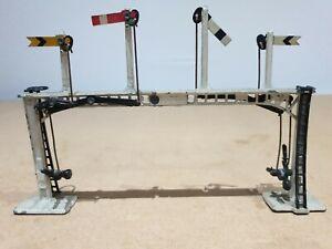 Crescent Toys OO Gauge Signal Gantry