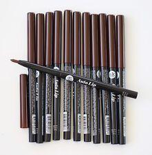 12 pencils AA13 BROWN NICKA K New York Auto Retractable Lip Pencil