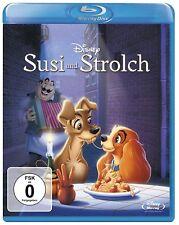 Susi und Strolch Blu-ray DVD Video
