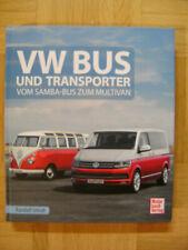 VW Bus und Transporter - vom Samba-Bus zum Multivan (gebunden 2017)