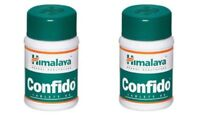 Himalaya Herbal Natural Ayurvedic Confido Tablet 60 Tablet