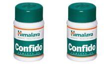 2X Himalaya Herbal Natural Ayurvedic Confido Tablet 60 Tablet
