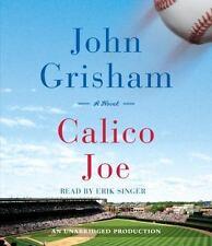 Calico Joe by John Grisham (2012, CD, Unabridged)