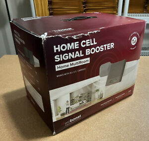 weBoost 470144 Home Multiroom Cell Phone Signal Booster - All U.S. Cell Carriers