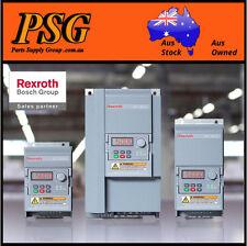 4kW VSD VFD AC Drive Frequency Inverter 380 - 480 V Input, Bosch Rexroth