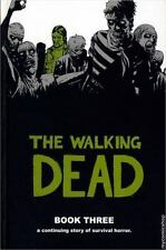 The Walking Dead: Book 3 (English) Hardcover 12 Story Graphic Novel Compendium