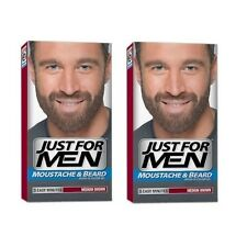 Just For Men Beard - Medium Brown (Twin Pack)