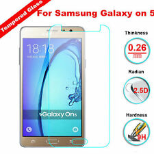 Premium Real Tempered Glass Screen Protector Film For Samsung Galaxy on 5