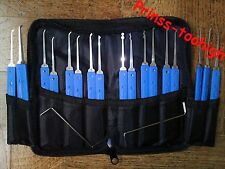 lockpicking lock pick set locksmith PRO tools crochetage serrure lock opener !!