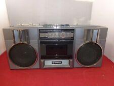 Hitachi Fm/Am Stereo Cassette Recorder Model Trk-6820H
