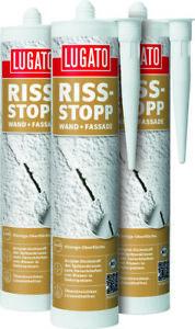 Lugato Riss-Stop Wand + Fassade 310 ml Dichtmasse Acryl weiß