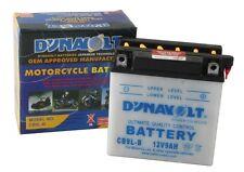 Dynavolt CB9L-B Conventional YuMicron 12 Volt Battery CB9LB