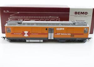 SWISS RHB XE 4/4 23202 Bernina BAHNDIENSTTRIEBWAGEN BEMO HOm 1266 152